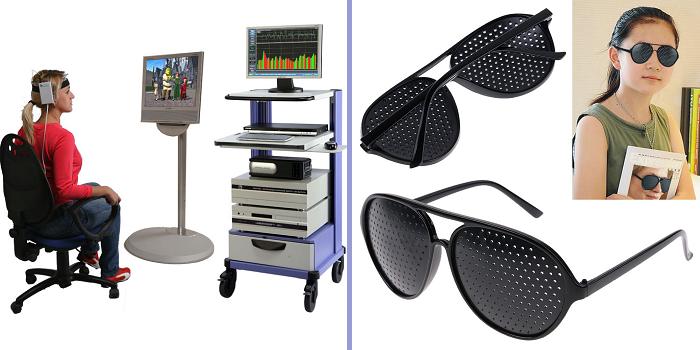 Методики коррекции зрения