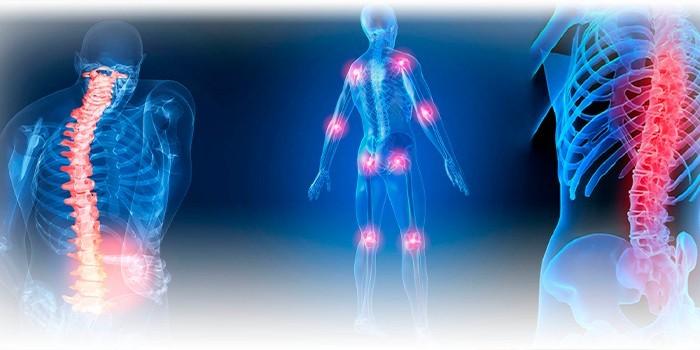 Проблемы с суставами и позвоночником
