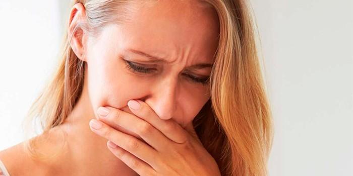 Неприятные ощущения во рту