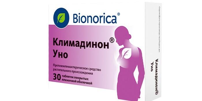 Противоклимактерическое средство Климадион Уно
