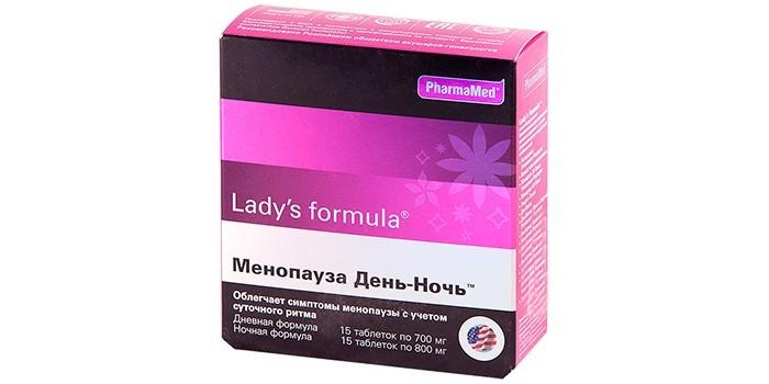 Менопауза День-ночь от Lady's formula