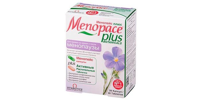 Таблетки Менопейс
