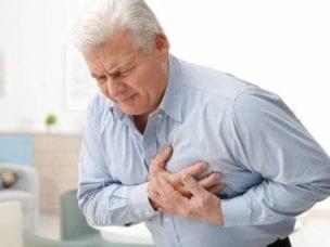 8 симптомов сердечного приступа