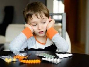 Антибиотики для детей - список препаратов по показаниям и составу