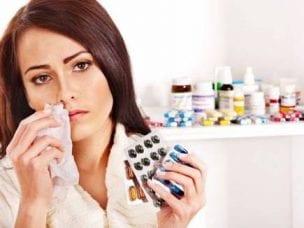 Антибиотики при гайморите - список препаратов и схемы лечения