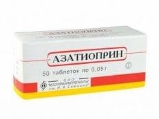 Азатиоприн – инструкция по применению и аналоги