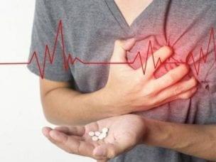 Боль в области сердца - причины давящей, ноющей, острой и тупой