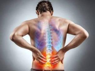 Почему возникают боли в спине и их лечение