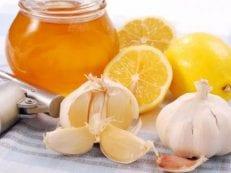 Чистка сосудов лимоном и чесноком: народные рецепты настойки и отзывы