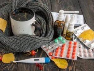 Дешевые таблетки от простуды и гриппа
