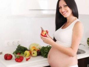 Диета при гестационном сахарном диабете у беременных - примерное меню