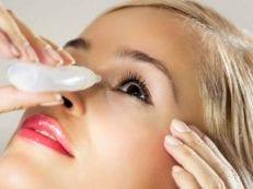 Глазные капли от аллергии — противовоспалительные, обезболивающие, сосудосуживающие и с антибиотиком
