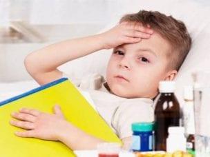 Симптомы, лечение и профилактика гриппа у детей