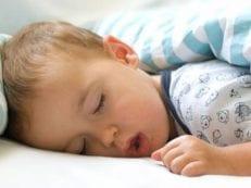 Храп у ребенка — лечение в домашних условиях