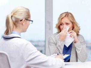 Хронический ринит - симптомы и лечение
