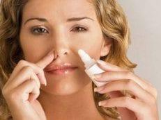 Капли при гайморите в нос для взрослых и детей