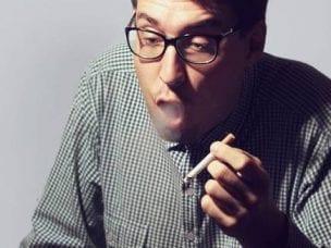 Кашель курильщика: симптомы и лечение