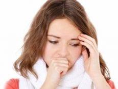 Кашель при ангине: лечение
