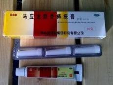 Китайская мазь от геморроя с мускусом: состав и применение, цена