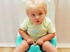 Копростаз у детей — кишечная непроходимость