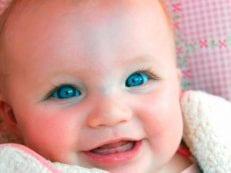 Красные щеки у ребенка — почему