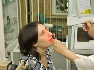 Лазерное лечение ринита - показания и проведение процедуры