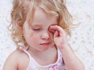 Лечение аллергического конъюнктивита у детей - обзор медикаментов