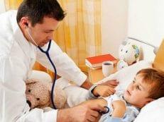 Лечение бронхита у детей без антибиотиков в домашних условиях — лекарства и народные средства от болезни