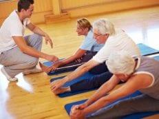 ЛФК при артрозе коленного сустава 2 степени — эффективные упражнения дома и в бассейне