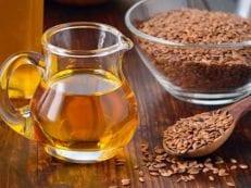 Льняное масло — состав, полезные свойства, применение в рецептах народной медицины и для похудения
