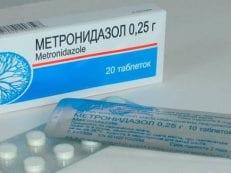 Метронидазол – инструкция по применению и механизм действия, побочные эффекты и аналоги