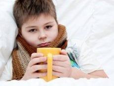 Народные средства от ангины у детей для эффективного лечения