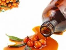 Облепиховое масло при язве желудка — полезные свойства и как принимать