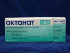 Октанат — состав и механизм действия, как принимать и дозировка, противопоказания и отзывы