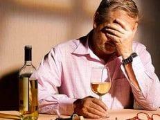 Первая стадия алкоголизма — борьба с абстинентным синдромом
