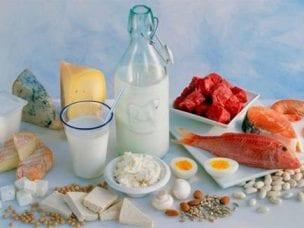 Питание при переломах со смещением  для быстрого восстановления