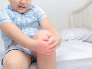 Причины артрита у детей, виды болезни суставов