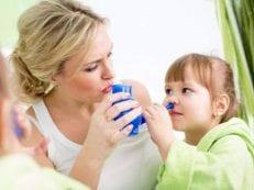Раствор для промывания носа — соотношение соли и воды, средства и приспособления для проведения процедуры