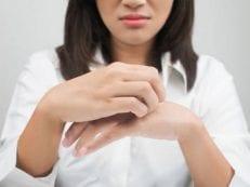 Розовый лишай у человека — проявления и средства терапии