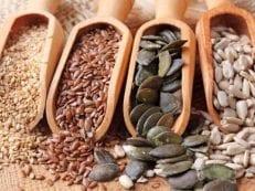 Семечки при диабете: свойства продукта