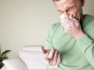 Симптомы аллергии на пыль бытовую, строительную и древесную