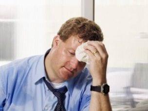 Симптомы гипертонии у мужчин - симптомы и первые проявления, норма давления и причины повышенных значений