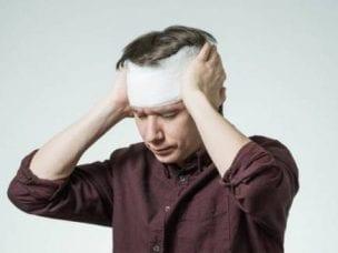 Сотрясение мозга - симптомы у детей и взрослых