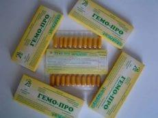 Свечи от геморроя с прополисом: эффективные препараты и отзывы