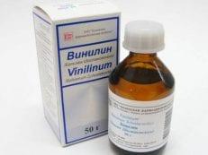 Винилин – инструкция и механизм действия, противопоказания, побочные эффекты и аналоги