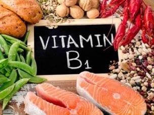 Витамин B1 - источники тиамина и список препаратов
