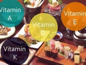 Жирорастворимые витамины - список препаратов и их свойства