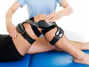 Реабилитация после замены коленного сустава в домашних условиях
